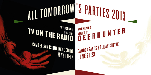 TV On The Radio and Deerhunter to curate UK ATP Festivals in May and June 2013