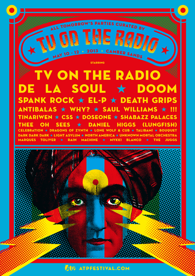 Weekend 1 curated by TV On The Radio