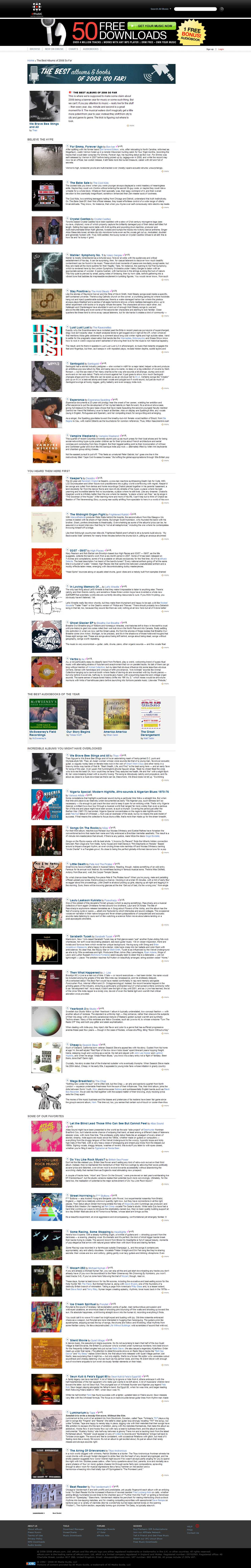 ATP Nightmare curated by Mike Patton & Melvins Press Directory