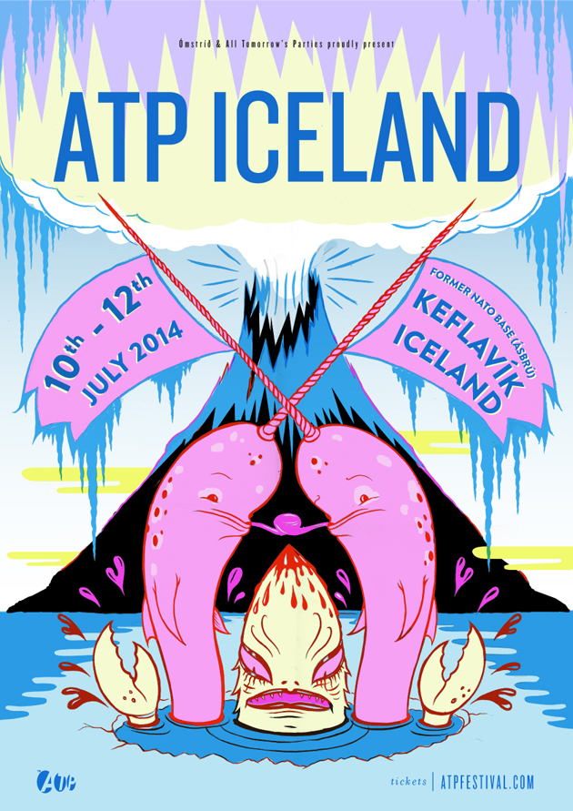 All Tomorrow's Parties ATP Iceland 2014 | Lineup | Tickets | Prices | Dates | Video | News | Rumors | Mobile App | Keflavík | Hotels