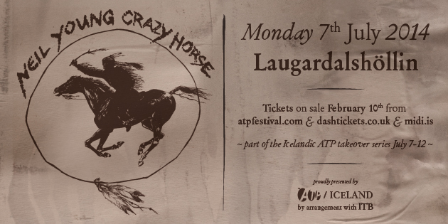 Neil Young & Crazy Horse in Iceland