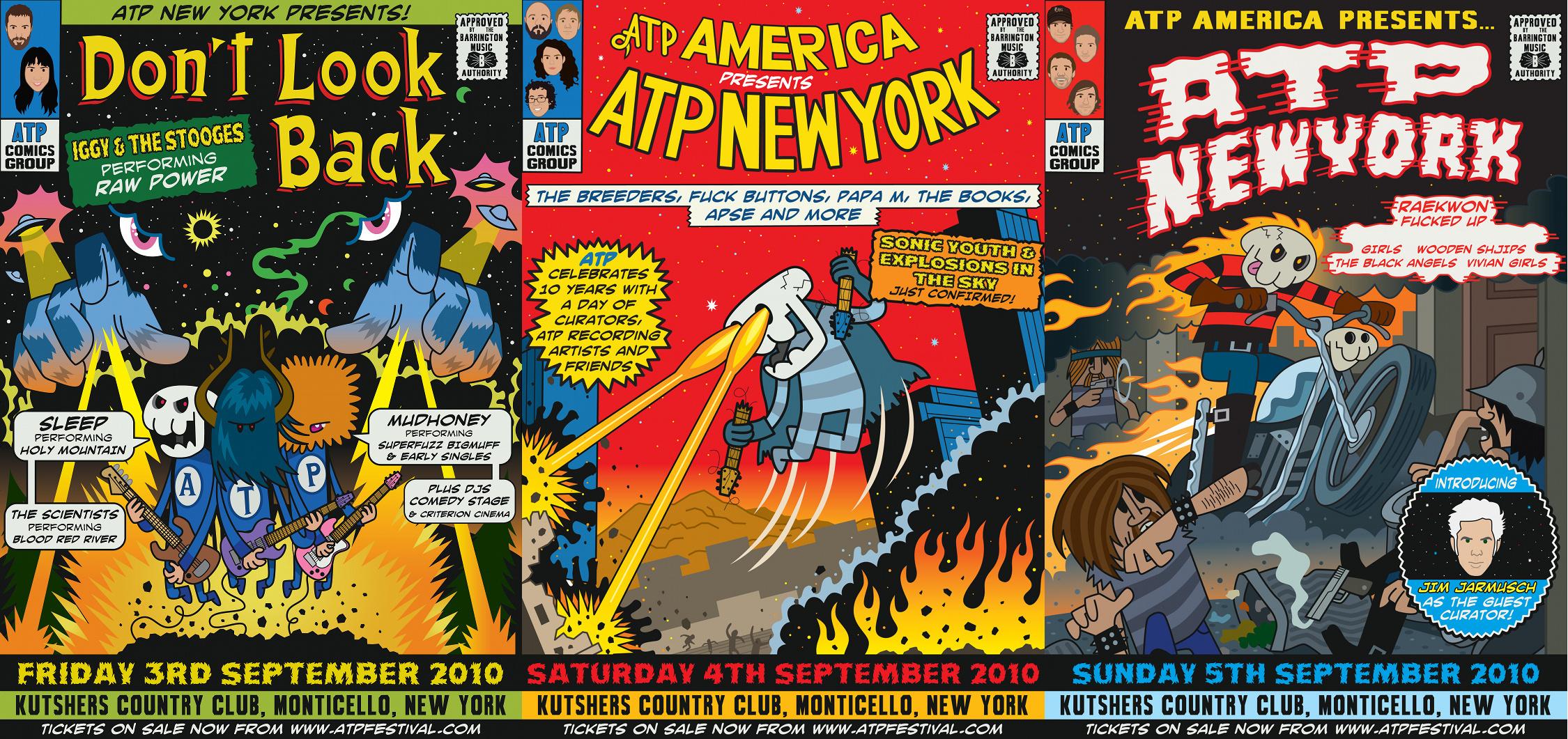 Atp New York
